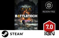 BATTLETECH [PC] Steam Download Key - FAST DELIVERY