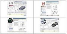 ELSAWIN6.0 Audi Volkswagen Skoda Seat Service Workshop Manual DVD VERSION