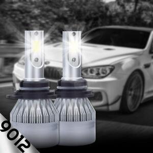 XENTEC LED HID Headlight Conversion kit 9012 6000K for 2011-2015 Chrysler 200