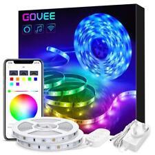 Govee Alexa LED Strip Lights 10M, Smart Phone App Controlled Lighting Kit 10M