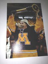 Megan Bozek Signed 4x6 photo Women'S Hockey / Team Usa Minnesota Golden Gophers