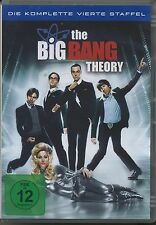 The Big Bang Theory 4 - Staffel 4 (2012) - Die komplette vierte Staffel - DVD