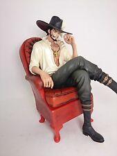 "One Piece Mihawk 5.5"" Figure Authentic Banpresto Japan k#16913"