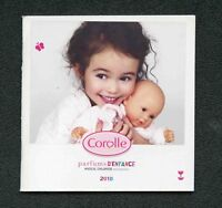 Catalogue -  Poupées Corolle - 2010 - Parfums d'enfance - 64 pages - 11.5 x 11.5