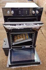 BEKO ODF24300M Electric Double Oven - Mirror