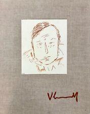 """Maurice de Vlaminck, """"Notre Pain Quotidien Portfolio"""", 1963, 13 lithographs"""