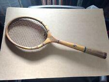 New listing Antique Davega Cortland Driver Queen wood tennis racket vintage nice