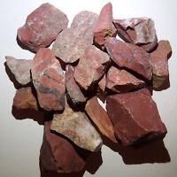 Red Jasper crystal (1) Natural raw rough healing Root chakra stones