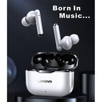 Casque Bluetooth sans fil Lenovo LP1 TWS 5.0 HiFi Touch Control 300mAh PIC