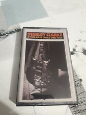 Cassette Stanley Clarke If The Bass Could Only Talk