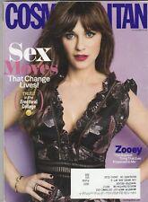 Zooey Deschanel Cosmopolitan Magazine November 2016 (Buy 1 Get others at 50% off