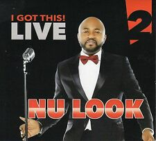 NU-LOOK Live CD 2 Haitian Kompa Special - I Got This   - NEW RELEASE-