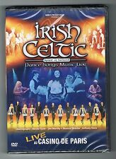 IRISH CELTIC - SPIRIT OF IRELAND - LIVE AU CASINO DE PARIS - DVD NEUF NEW NEU