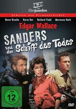 Edgar Wallace: Sanders und das Schiff des Todes DVD *NEU*OVP*