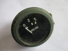 Manomètre Capteur de Pression D'Huile Voiture Ancienne Pain Zil Sil Gaz Ural