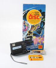 KODAK FRANCE DISC 3600, BOXED/cks/195982