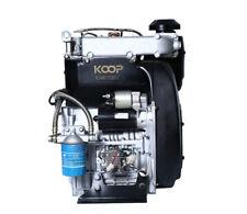 KOOP 23hp Twin Cylinder Diesel Stationary Engine