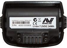 NEW Minelab CTX 3030 Lithium Battery  - DETECNICKS LTD