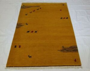 """8'0"""" x 9'11"""" ft. Hand Knotted Oriental Wool Area Rug"""
