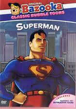 Bazooka - Superman: Vol. 3 (DVD, 2005) WORLDWIDE SHIP AVAIL!