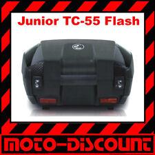 Top-Case Hepco & Becker Junior TC-55 Flash Farbe:schwarz Topcase Koffer