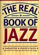 REAL BOOK OF JAZZ 190 Great Jazz Standards