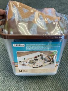 KidKraft Bucket Top Construction Train Set BRAND NEW SEALED