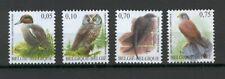 [ZZC-092] –   Belgio   – 2007   -   Uccelli     4  val.  **  MNH