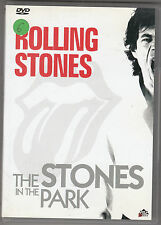 ROLLING STONES - the stones in the park DVD