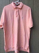 Ralph Lauren Mens Polo Shirt Size Large Pink