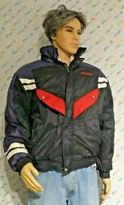 Ski-Doo Bombardier Coat Rotax Snowmobile Jacket Medium size Medium