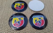 FIAT DUST CENTRE 500 POP X L ABARTH PUNTO BRAVO PANDA DOBLO SEICENT EVO BADGE 16