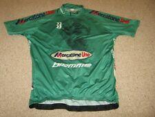 Marco Pantani Mercatone Uno Biemme cycling fan jersey [L/4]