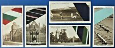 1934 CHURCHMAN WELL KNOWN TIES 1st SERIES CIGARETTE CARDS 31,33,35,39,40