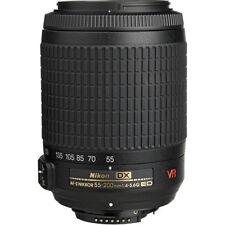 Image Stabilisation Camera Lens for Nikon