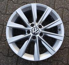 orig. ALUFELGEN - VW TIGUAN - 7 x 17 / ET 43 - 10-Speichen - Nr. 5N0601025S