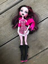 Monster High Dawn Of The Dance Original Draculaura Walmart Exclusive Doll