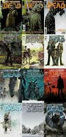 Image Mexico THE WALKING DEAD #1 - #13 Robert Kirkman & Tony Moore