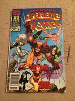 Marvel Super-Heroes Winter Special #8 1991 1st Squirrel Girl NEWSSTAND [Marvel]