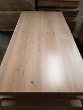 Knotty Oak Table Tops/ Full Strip 1800x915x30mm