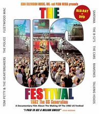 Us Festival: 1982 The Us Generation [New Blu-ray] With DVD