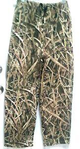 Mossy Oak Shadow Grass Blades Camo Youth's Sweatpants- Nw/oT - Size XXL (18)