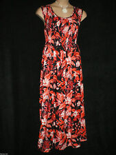 Women's Floral Scoop Neck Dresses Size Tall