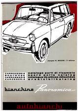 BIANCHINA PANORAMICA – Catalogo parti ricambio CARROZZERIA! spare parts catalog