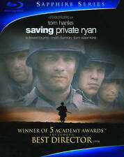 Saving Private Ryan (Blu-ray Disc, 2010, 2-Disc Set)