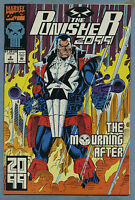 Punisher 2099 #2 (Mar 1993, Marvel) Pat Mills Tony Skinner Tom Morgan