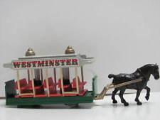 DAYS GONE DIECAST BY LLEDO - WESTMINSTER  HORSE TRAM  ENGLAND