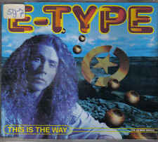 E type- this is the Way cd maxi single