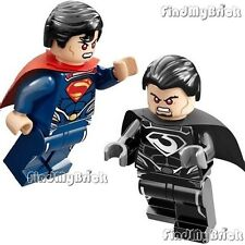 Lego Superman vs. General Zod Minifigures (BM092BM906c) 76003 76009 76002 NEW