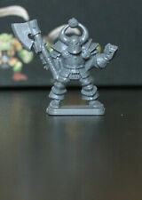 HEROQUEST guerrier du chaos - warrior miniature MB GAMES WORKSHOP original
